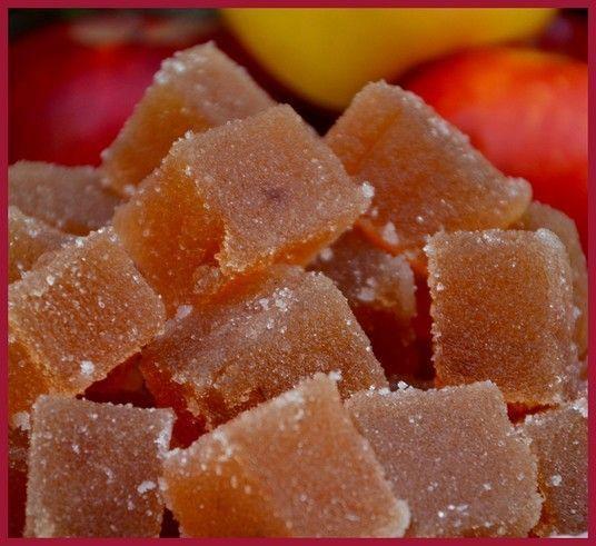 pate de fruit pomme
